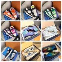 2021 Sneakers Designer Mulheres Treinador Casual Sapatos Ao Ar Livre Rivoli Botas Tamanho 39-45