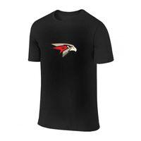 KHL Hockey Team Печатная футболка для мужчин плюс размер авангарда