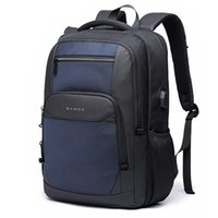Backpack Large Capacity 15.6 Inch Daily School Multifunctional USB Charging Man Laptop For Teenager