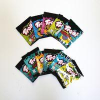 Trolli Trllli All Star Muito Berry BRITE BRITE LLAMAS EDRIGLES Gummies Embalagem Smell Proof Resealable Bolsa de Zíper 600mg