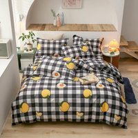 Bedding Sets Arrival Nordic Printed Set 240x220 King Size Pillowcase Bed Sheet Floral Duvet Cover Single Double Queen Bedlinens