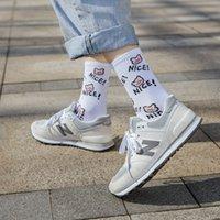 2021 Brand New Japanese White Socks Women's Kawaii Cute Cartoon Anime Animal Women's Socks Korean Version Cute College Style Maiden Socks