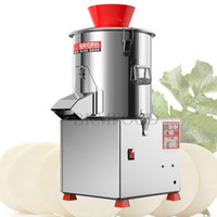 220V Vegetable Chopping Machine Food Processor Cutting Chili Meat Stuffing Chopper Grinder Stainless Electric Vegetables Cut 550W