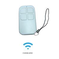 433 Codice di apprendimento Controllo remoto Smart Switch wireless Quattro pulsanti Home
