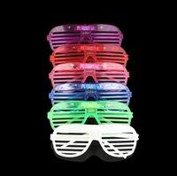 Güneşlikler, gözlük, aydınlık, büyük çocuk yetişkin oyuncaklar, bar dans aktiviteleri, parti malzemeleri led ışıklı oyuncaklar led rave oyuncak