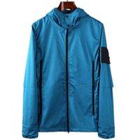Topstoney 2020 Konng 새로운 봄과 가을 후드 탈착식 모자 빈티지 통기성 느슨한 재킷 패션 Brand_CZ02