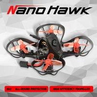 Smart Home Control 2021 Emax Nanohawk BNF 65mm 20G 1S F4 5A Esc Runcam Nano 3 Camera Racing FPV Drone Kids Toys Miniatures Telecontrolled Ai