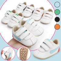 First Walkers Baby Shoes Born Girls Boys Kids Toddler Anti-Slip Soft Soled Infant Footwear Moccicans Prewalkers Sneakers
