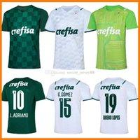 21 22 Palmeiras Soccer Jerseys Home Green Dudo G.Jesus Jean Alecsandro 2021 2022 Allione Cleiton Xavier Camisa de Futebol Shirts de football