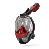 방수 호흡 튜브 직업 실리콘 다이빙 마스크 전체 드라이 더블 플로팅 비드 수영 훈련 스노클링 장비