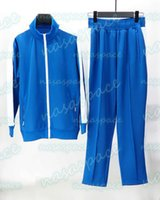 Männer Frauen Designer Kleidung Womens Trainingsanzüge Jacke Mans Hosen Jugendkleidung Studenten Sportswear Sweatshirts Größe S-XL