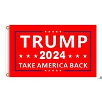 Trump Campaign For Flags 2024 America President Banners General Election Flag Lost Lol Banner USA FWE8492