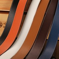 Fashion Casual Designer Belt Wholesale High Quality Mens Womens Luxury m9600 Belts Gold Sliver Metal Automatic Buckle Genuine Leather Classic Letters Free With Box