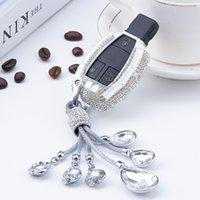 Diamond Car Key Case Cover for Mercedes Benz a B C S Class W202 W203 W204 W205 W211 W211 W212 W221 W221 W222 W176 AMG Accessorie