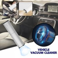 Vacuum Cleaners Portable Car Cleaner Handheld Auto Vaccum Home Powerful Wireless Cleaner#g30