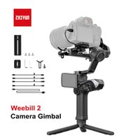 ZHIYUN Weebill 2 Camera Gimbal Stabilizer 3-Axis Handheld with Touch Screen DSLR Cameras Canon Nikon Sony
