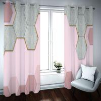 Resumen Cortina 3D para sala de estar Blackout Cortina Room Sala de la ventana Cortinas de cocina
