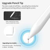 Für Apple Bleistift 2 für iPad Pencil Stylus Stift für iPad Pro 11 2020 Pencil Pro 12.9 / 9.7 2018 2019 mit Palm