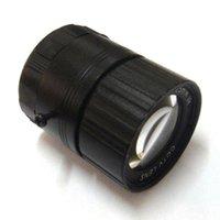 3MP 25mm Lens CCTV fisso IRIS IR IR AFFRAROD AFFRAROD Montaggio CS View 70m per telecamera IP CCD