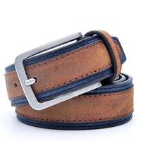 Belts Men And Women Exquisite C Letter Zinc Alloy Belt Buckle PU Leather Jeans Casual Pants Ladies 031YD