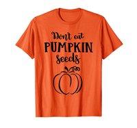 No comas semillas de calabaza Regalo de Acción de Gracias para embarazo Mamá camiseta