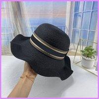 جودة عالية دلو قبعة مصمم كاب المرأة الصيف قبعات القبعات رجالي الشمس قبعة casquette مجهزة سائق شاحنة قبعة البيسبول هت بيتش في الهواء الطلق D217131F