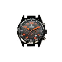 Men's Sports Watch CHS1403 Alloy Case Smart Fashion Gift Quickly Adjust The Calendar Silicone Strap Mechanical Automatic Black Multiple Colour