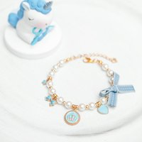 beauty tools Beautys products Pet Grooming Cat Pearl Necklace Princess Cute Cats Collar Dog Necklaces Pendant Puppy Collars XS S M L Accessories Pets