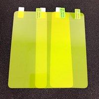 ملحقات الهاتف المحمول غطاء كامل حامي الشاشة الصفراء فيلم لينة TPU الشاشة فيلم واقية ل xiaomi mi11 mi10 ملاحظة 10 redmi9