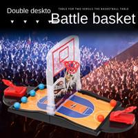 Finger كرة السلة لعبة تفاعلية شخصين تنافسية ضد المنجنيق الألعاب التعليمية التعليم المبكر لعبة سطح المكتب