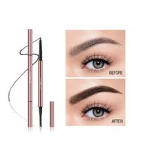 Ultra Fine Triangle Eyebrow Pencil Precise Brow Definer Long Lasting Waterproof Blonde Brown Make Up Tools