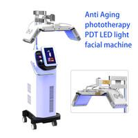 Vertical PDT LED Light Therapy Skin Rejuvenation Photodynamic Treatment Lamp Facial Beauty Salon Spa Machine 2 years warranty