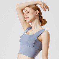 Fast Dry Running Underwear Fitns Yoga Women's Training Vt Sports Bra Anti Vibration