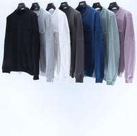 Luxurys Hoodies Mens 디자이너 스웨터 브랜드 Hoodie 상어 까마귀 Mens 스웨터 손 니트 긴 소매 남자 m-xxl