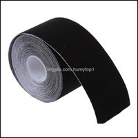 Elbow Safety Outdoor As Outdoorselbow & Knee Pads Bmdt-1 Roll Sports Kinesiology Muscles Care Fitness Athletic Health Tape 5M * 5Cm Drop Del