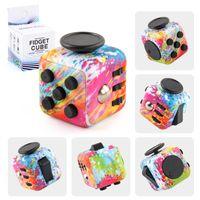 Камуфляж кубики декомпрессии набор взрослых детских игрушек безлимитный кубик Рубика кости Странная игрушка