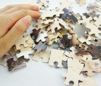Сублимационные головоломки A5 Размер DIY Сублимационные пустые головоломки белая головоломка Jigsaw 80 шт. Тепловая печать передача ручной работы 229 S2