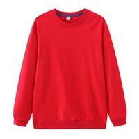 Kinderfußball-Trikots-Trainingsanzüge Sweatpants Polar-Fleece-Tops Große Jungen Männer und Frauen Baby Solide Farbe leere Hemden