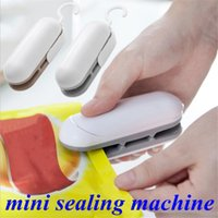 Mini Capper Portable Heat Plastic Bag Open Tools Household P...