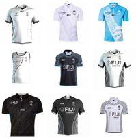 Новый 2018 2019 2020 2021 Fiji Rugby Jerseys NRL Лига регби Джерси 19 20 21 Рубашки S-3XL