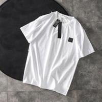 Herren Designer Tshirts Sommer Männer und Frauen Kurzarm Top Tees Abzeichen Hemden Herren Kleidung Größe S-4XL Hoher Quanlity