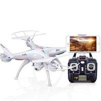 SMAMA X5SW 2.4GHz 4ch 6Axis Gyro RC Quadcopter HD WiFi Selfie 카메라 미니 드론 UFO 클래식 헬리콥터 선물 초급 소년