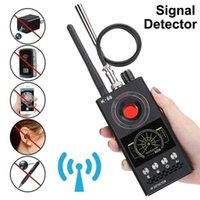 New! K68 Multi-function Anti-spy Detector Camera GSM Audio Bug Finder GPS Signal Lens RF Tracker Monitor Detect Wireless Products Full Range