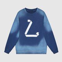 PARIS Protection de l'environnement Logo réfléchissant Logo Teams Dye Sweat à capuche Automne Hiver Skateboard High Street Sweat à capuche Unisexe Streetwear Sweat-shirt