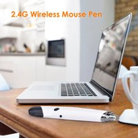 OpticalPen Mouse Stylus Pen USB Receiver WirelessClicker Air Mice PPT 2.4GHz for Household Computer Safety Parts