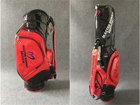 Brand New Master Bunny Edition Golf Bag Meister Bunny Edition Golf Standard Golf Clubs Tasche Rote Farbe EMS Versand
