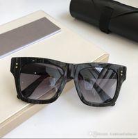 새로운 럭셔리 패션 선글라스 제작자 남자 디자인 금속 빈티지 티타늄 선글라스 패션 스타일 파일럿 프레임 UV 400 렌즈 원래 케이스