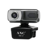Веб-камеры 720P Web Cam Aoni CMOS WebCast Camera Видео Вызов Ноутбук Компьютер Conserencing Удаленный USB Веб-камера для Gaming С MIC Монитор