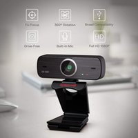Original redragon gw800 hitman 1080p webcam com microfone duplo embutido