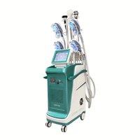 Cryo 360 Machine Body Contour Shape Scuplt Lipo Laser Slimming Machine Fat Freeze Skin With 5 Handles